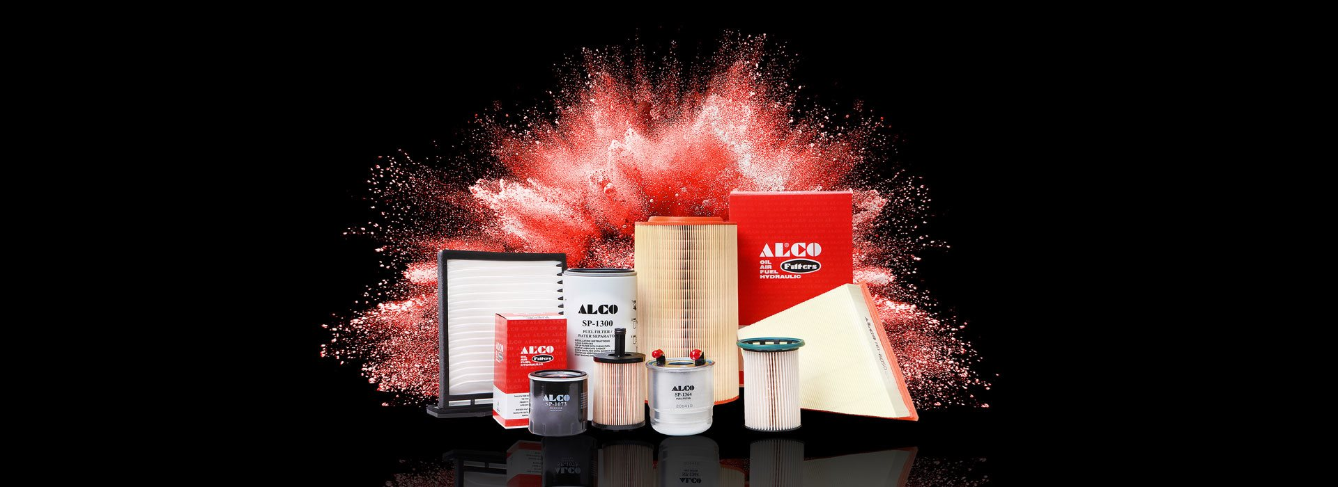 Alco Filters For Cars Trucks Earth Moving Equipment And 1996 Powerstroke Fuel Filter Housing Cabin Clean Air